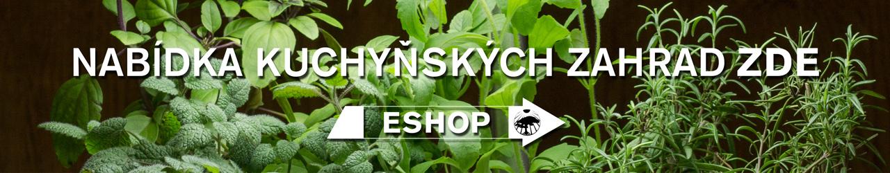 Prodej kuchyňských interiérových hydroponických zahrad