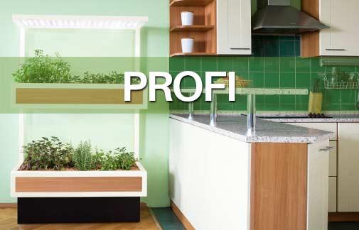Zakázková výroba hydroponických interiérových zahrad