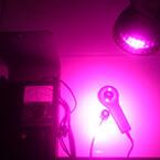 5 W LED pěstební žárovka pro rostliny