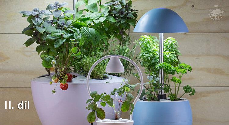 Recenze originálních kuchyňských spotřebičů smart garden