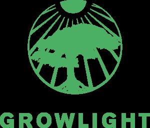 Logo technologické společnosti Growlight